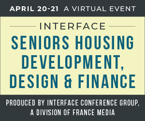 Seniors Housing Development, Design & Finance, April 20